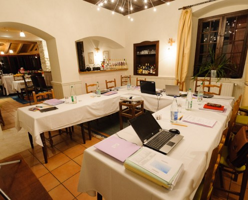Meeting room for your seminar in Alsace