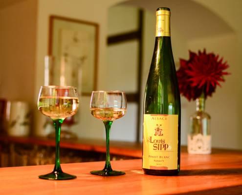 Wine bar Seminar in Alsace