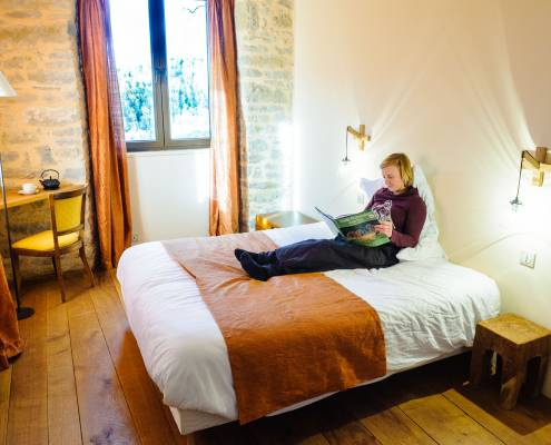 Bedroom Seminar in Alsace