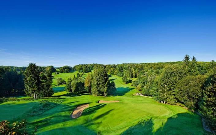 Seminar in Alsace golf