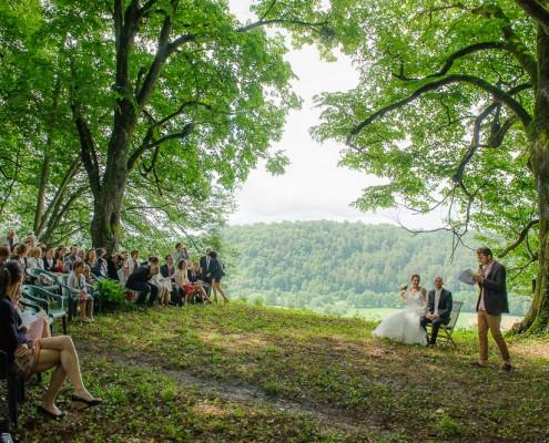 Cérémonie de mariage alsace