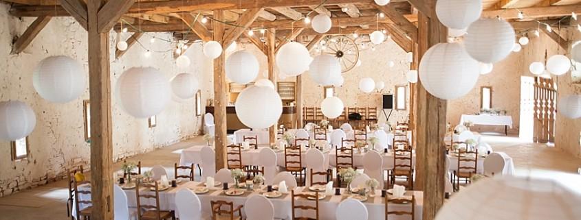 Grange de mariage en Alsace